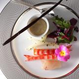 ゲストの記憶に残る印象的な料理の数々
