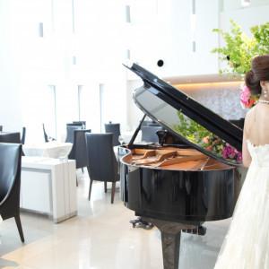 BGMは全てピアノで・・・美味しい料理と音楽で大人のおもてなしも出来ます|MODO DI PONTEVECCHIO(モード ディ ポンテベッキオ)の写真(346276)