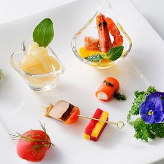 【ゲストに評判の料理】5000円相当のハーフコース 無料試食フェア