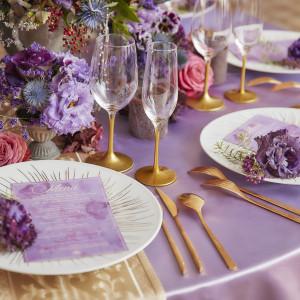 【ハプスブルグ家認定会場】最高級のお料理と丁寧なサービスで贅沢な一日を。