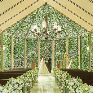 自然に囲まれた癒しの空間で心温まる挙式を|アーヴェリール迎賓館(名古屋)の写真(2946968)