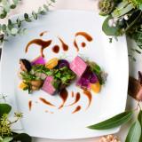 選べる来館特典/シェフ自慢の料理試食