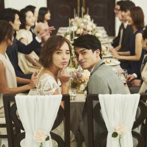 【10~30名!挙式限定】少人数&家族婚相談会×フレンチ試食