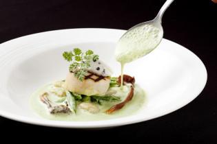 新鮮食材を使ったこだわりの料理|アーカンジェル迎賓館 天神の写真(661619)