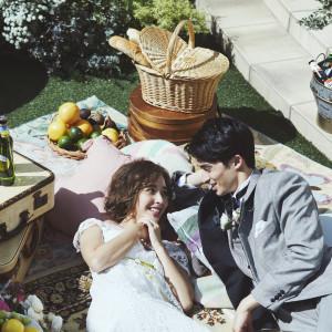 誰もが幸せに満たされるガーデンパーティを アーカンジェル迎賓館 天神の写真(3589280)