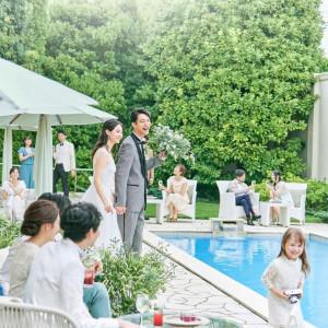 【公式HP限定】<1万円ギフト付>緑溢れるチャペル&ガーデン×絶品試食