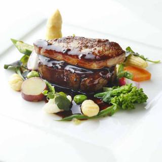トリュフが香る牛フィレ&フォアグラを無料で試食