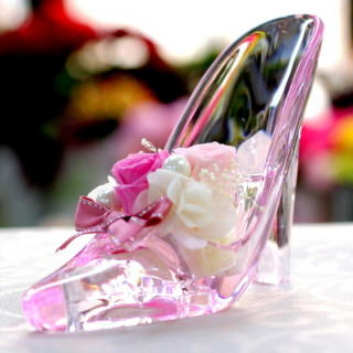 1件目見学で【ガラスの靴プレゼント!】試食付シンデレラフェア