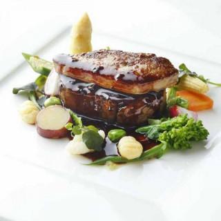 【トリュフ香る牛フィレ&フォアグラ付】五感で味わう豪華試食♪