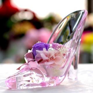 【1件目見学でガラスの靴がもらえる】試食付☆シンデレラフェア