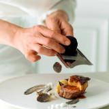 フォアグラ・オマール・トリュフを使った高級食材無料フルコース試食
