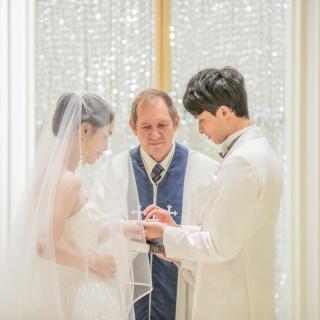 【会場見学1件目特典】挙式料プレゼント!