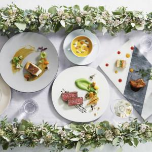 【料理重視◎】3万円相当♪国産牛食べ比べ試食×挙式体験フェア