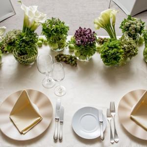 【月1開催】お料理こだわりカップルへ婚礼料理試食付き ブライダルフェア
