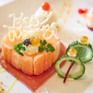 【料理重視の方必見!!】婚礼フルコース試食付き相談会♪ 午前の部