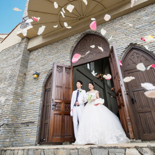 【NET限定フェア】結婚式本番と同じ演出リアル体験フェア★