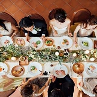 【いつでも帰ってこられる】挙式後レストラン利用20%OFF!