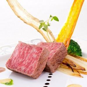 豪華!国産牛フルコース試食×模擬チャペル体験フェア♪