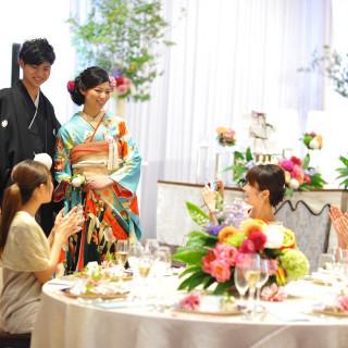 【初見学にオススメ】無料試食付!結婚式ダンドリ相談会