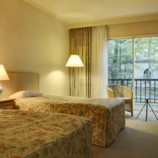 ゲストのご宿泊、3ルームまでプレゼント!