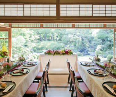 京都らしさが詰った特別和室は、遠方ゲストや海外ゲストにも喜ばれる