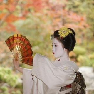 京都ならではの舞妓さん演出特典