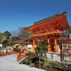 上賀茂神社との共同プランあり|北山迎賓館(京都)の写真(2829598)