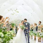 【1件目で1万♪】感動チャペル♪リアル花嫁体験*贅沢コース試食付き