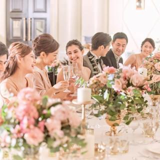 【10名~OK】少人数婚&家族婚サポート!豪華試食付き相談会