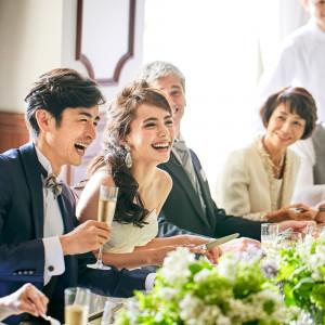 ゲストとの会話や料理をゆっくり楽しめる空間 アニヴェルセル 長野の写真(2231755)