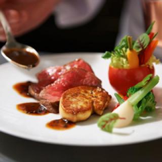 <シェフこだわり和フレンチ>肉&魚のメイン料理を食べ比べ!