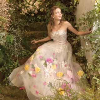 【お好きなドレスどれでも≪カラードレス1着分プレゼント!≫】