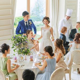 【10~30名まで総額88万円】家族婚フェア
