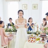 料理・ドリンク ランクUP12万円分特典!*2021年11月末までの結婚式ご検討の方へ