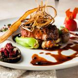 ゲスト絶賛の牛フィレとフォアグラのロッシーニを無料でご試食いただきます!