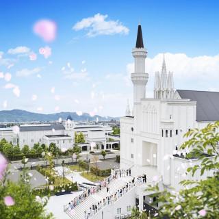 【日曜限定◆人気No1】2万円相当コース試食×大聖堂チャペル体験