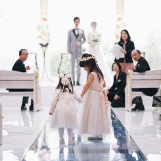【親御様&おひとり様歓迎】無料試食付◆少人数W&家族婚フェア