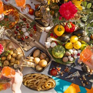 【平日限定】至極のコース料理試食×本格派大聖堂見学付きフェア