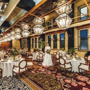 晩餐会を思わせる大人な雰囲気|ASHIYA MONOLITH 旧逓信省芦屋別館 ~芦屋モノリス~の写真(7281200)
