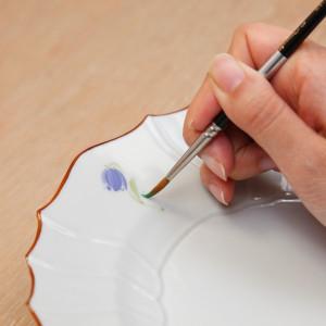 【自社窯でつくる陶器】絵付け体験フェア
