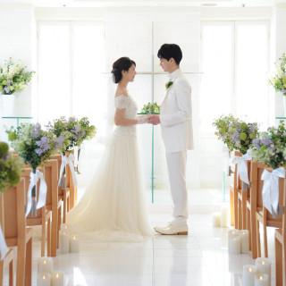 【福島市を一望!】お写真婚も叶う地上50Mのチャペル見学フェア