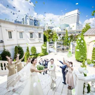 ★プレ花嫁体験★ドレス2着特典付☆大階段入場×豪華試食フェア