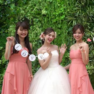 【初見学応援♪♪】結婚式まるわかりファーストステップフェア★