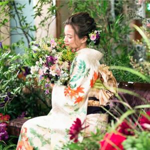 和装を着るなら楠…両親も喜ぶ伝統ウェディング相談会