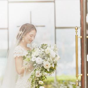 窓から望む絶景が祝福するセレモニー|ベイサイド迎賓館(長崎)の写真(6410312)