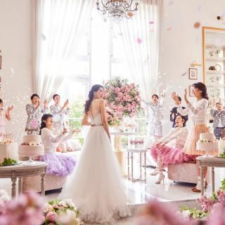 【花嫁入門フェア】結婚式のいろはを伝授♪模擬挙式×無料試食