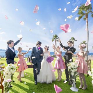 【初見学も安心!結婚式のすべてがわかる】まるごと体感ツアー