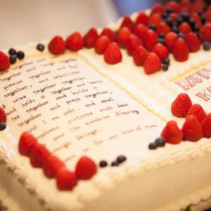 おふたりの想い描くオリジナルウエディングケーキをお作りします 軽井沢倶楽部 有明邸の写真(4871750)
