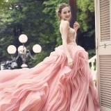 ブランドも多数取りそろえたドレスショップ「フォーシス&カンパニー」。