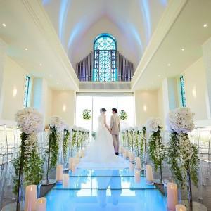 アクアチャペルの感動体験はぜひフェアで。一足早く花嫁気分を味わおう。|ダイワロイネットホテル和歌山の写真(2946795)